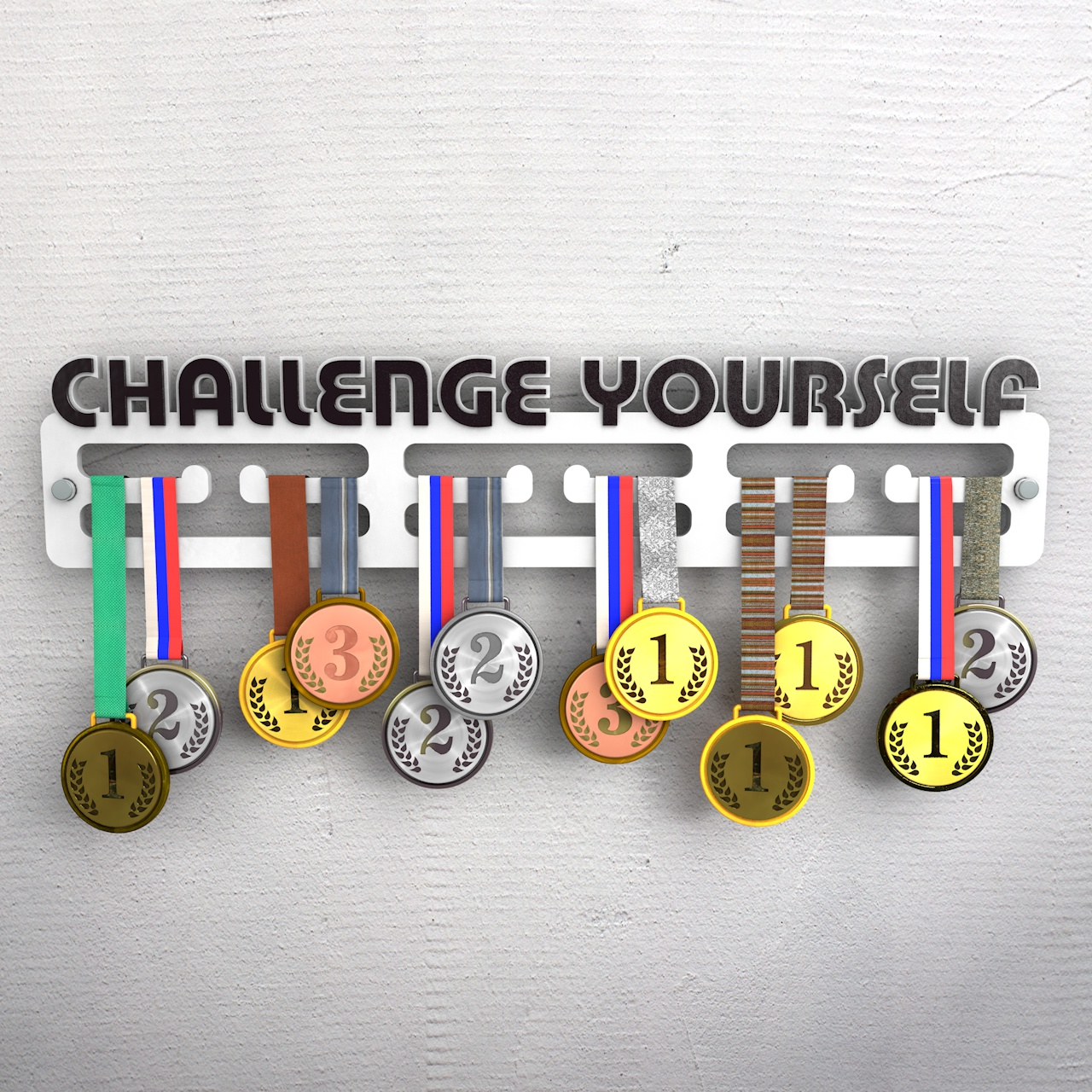 "Медаллер ""Challenge Yourself"""
