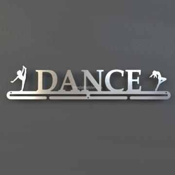 Медальница Танцы, из металла