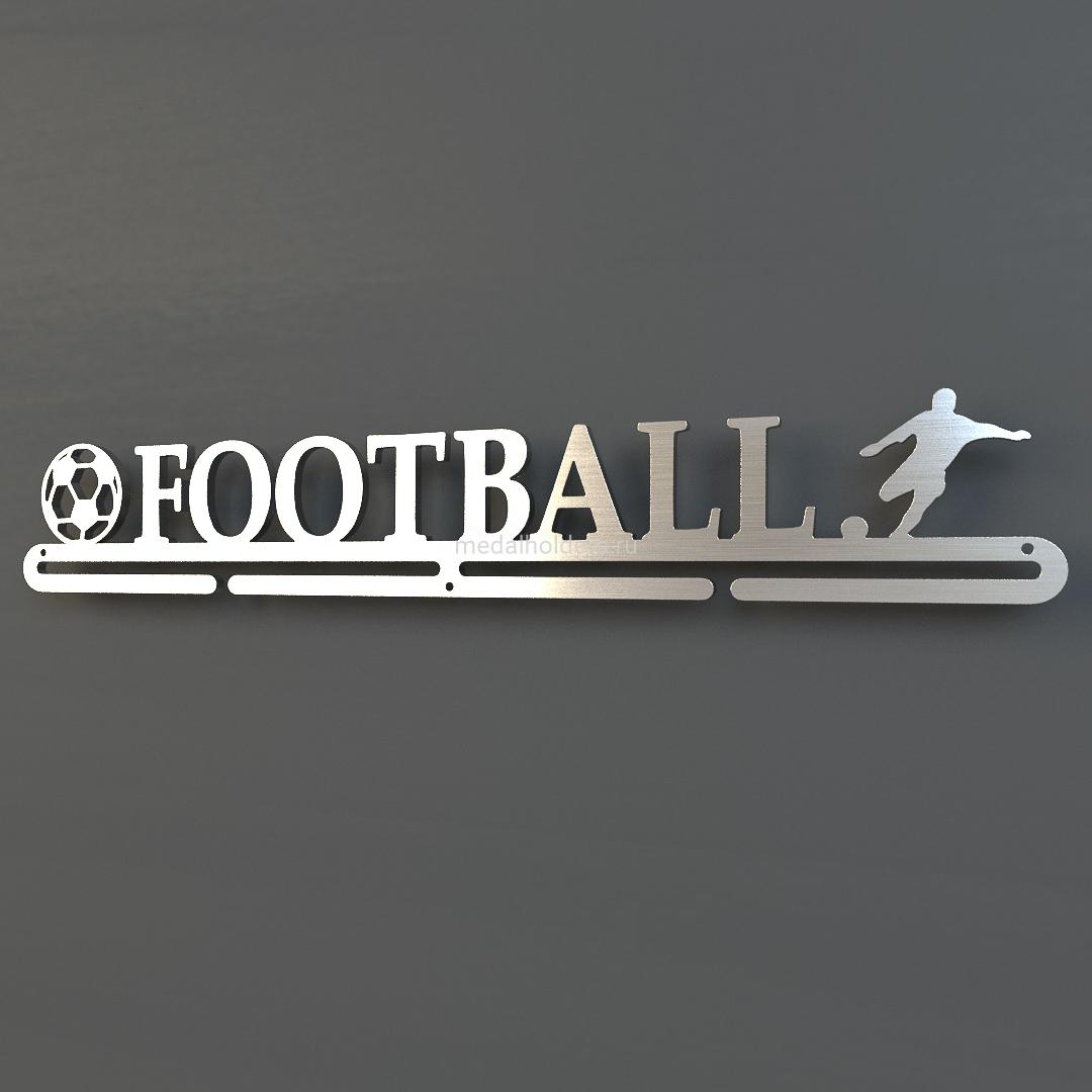 Медальница Футбол, из металла