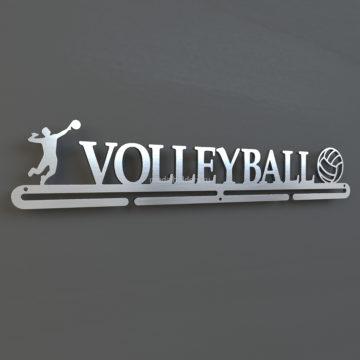 Медальница Волейбол, из металла